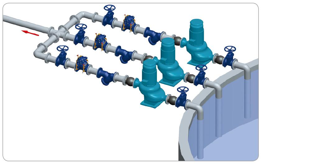 管件送料结构图片